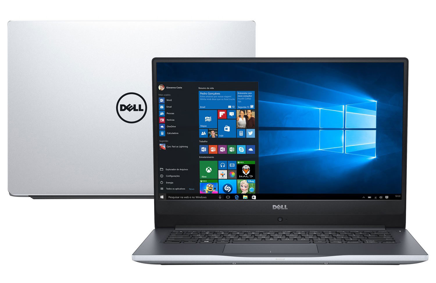 Notebook Dell Inspiron Intel Core i7
