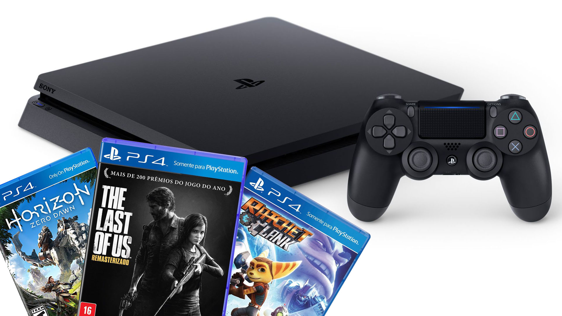 PlayStation 4 Slim Hits Bundle PS4 500GB