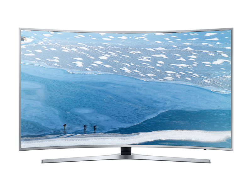 Smart TV LED 49″ Samsung 4K Tela Curva