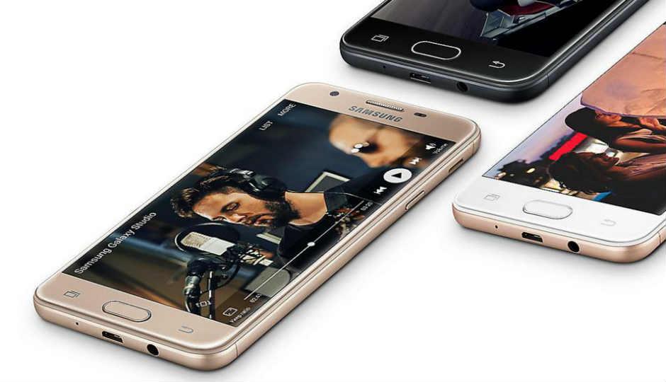 Smartphone Samsung Galaxy J7 Prime