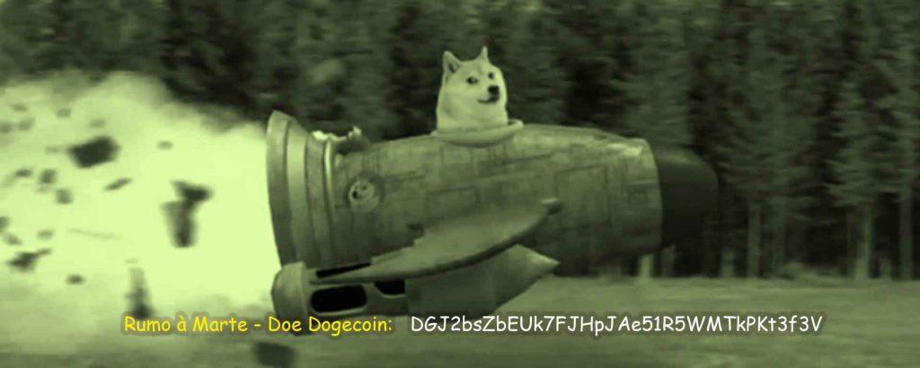 DogeCoin Marte